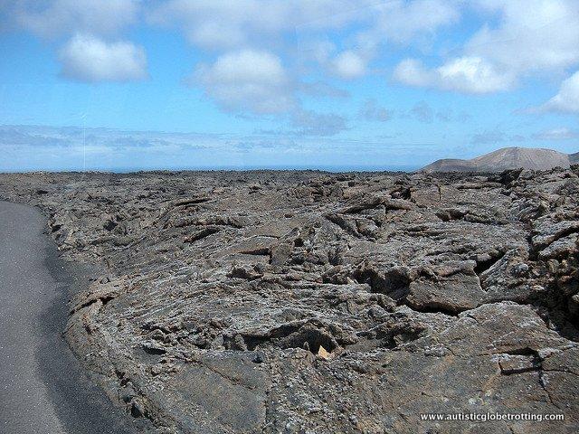 Top Five Family Activities on Lanzarote Island rocky
