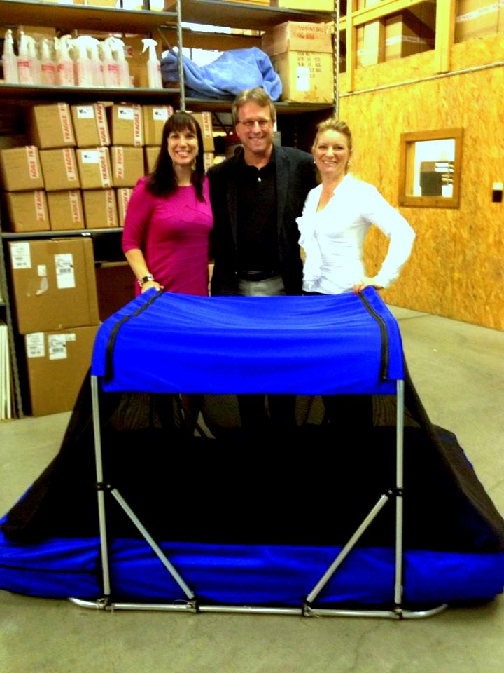 Q&A with Rose Niehaus Morris of the 'Safety Sleeper Bed' warehouse