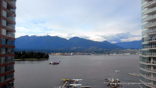 Experiencing Canadian Hospitality at the Pinnacle Hotel Vancouver scene