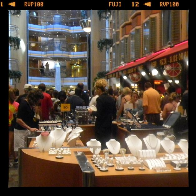 Preventing Incidental Charges During Travel shopping