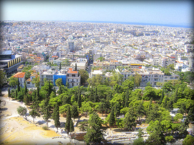 Have You Climbed Any Steps Lately? ATHENS