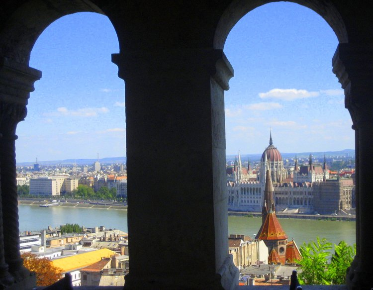 Taking Kids With Autism to Budapest Hungary window