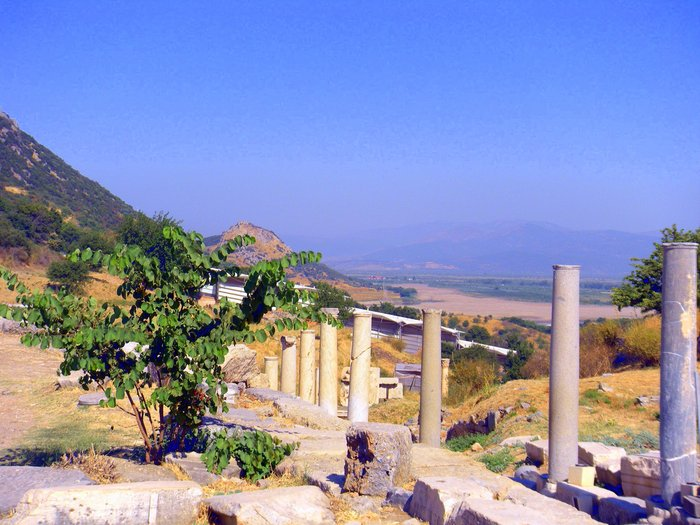 Taking Kids with Autism to Visit Ephesus ruins