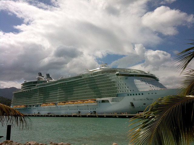 Which Cruise to Book when Traveling with Autism ship