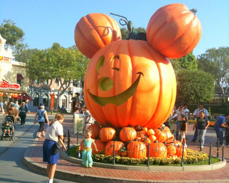 10 Autism Friendly Halloween Spots for Families disney