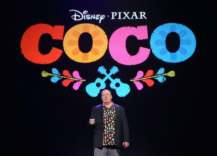 Top Disney D23 Expo Movie News coco 1