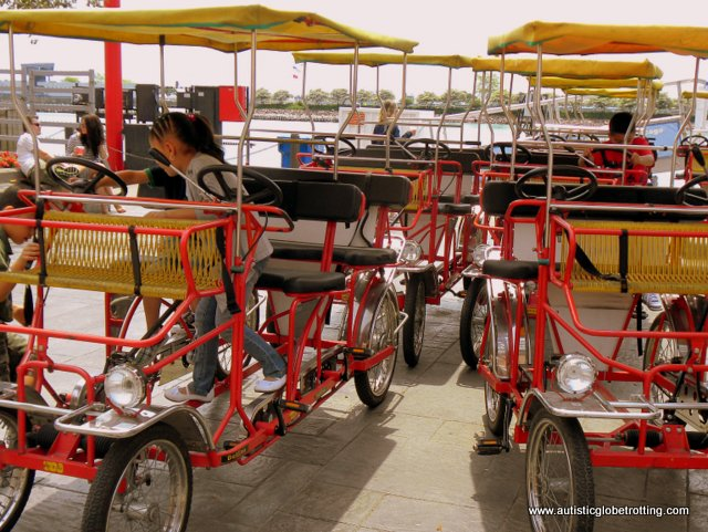 Eight Things to do in Chicago with Kids bike