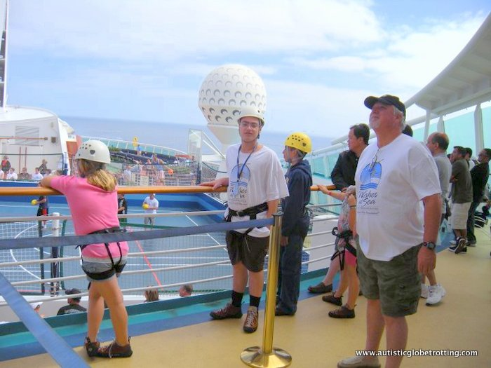 Family Friendly Cruising Aboard Mariner of the Sea jeff
