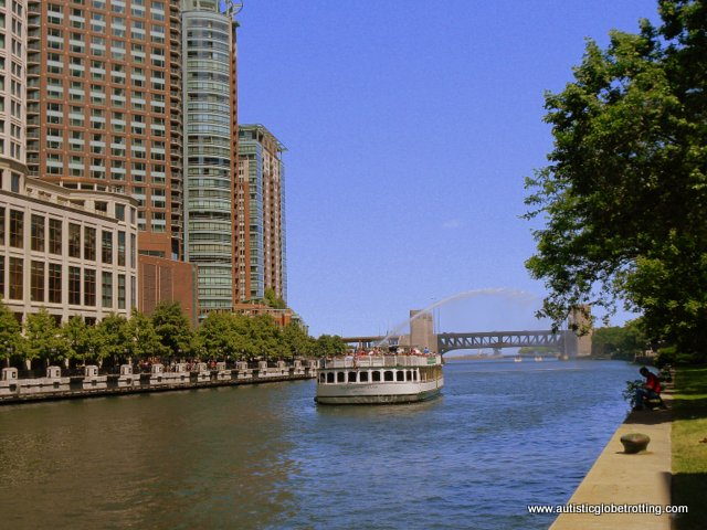 Eight Things to do in Chicago with Kids cruise