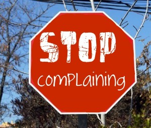 How to Get Positive Resolution to Travel Complaints SIGN