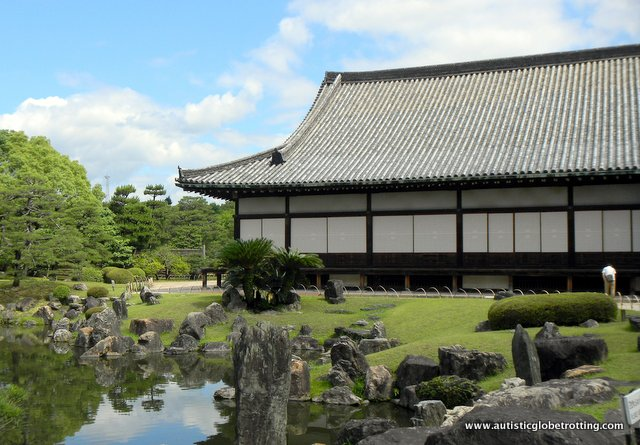 Five Sensory Activities for Families in Kyoto pond