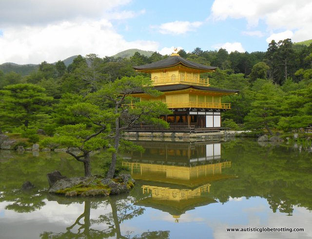 Five Sensory Activities for Families in Kyoto gold castle