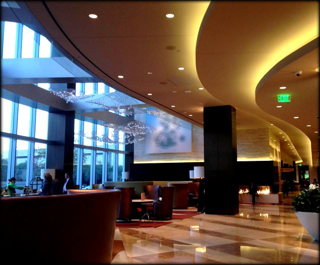 How the Omni Dallas Hotel caters to Special Needs Travelers LOBBY