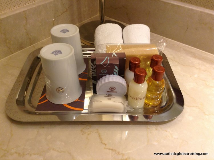 Family Stay at the Buenos Aires Sheraton kit