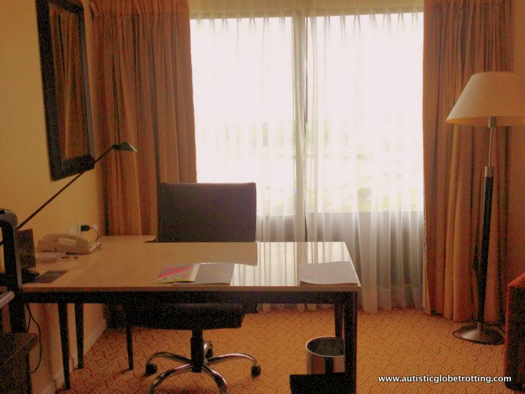 Family Stay at the Buenos Aires Sheraton rooms