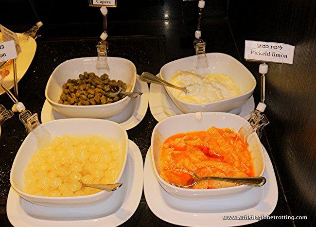 Dan Tel Aviv Hotel Welcomes Families dish