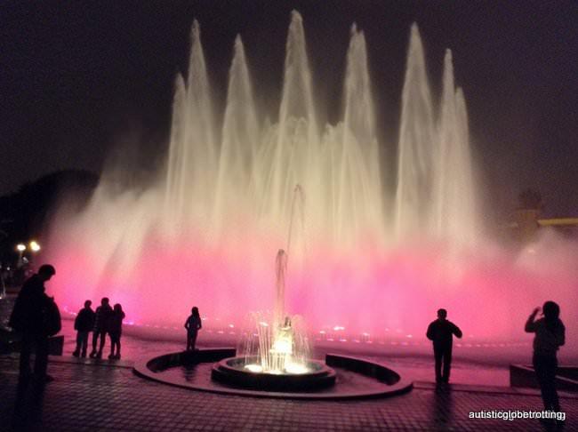 Lima's Magic Water Circuit
