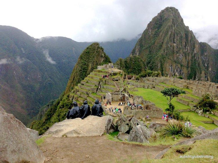 Exploring Peru's Machu Picchu with Family us