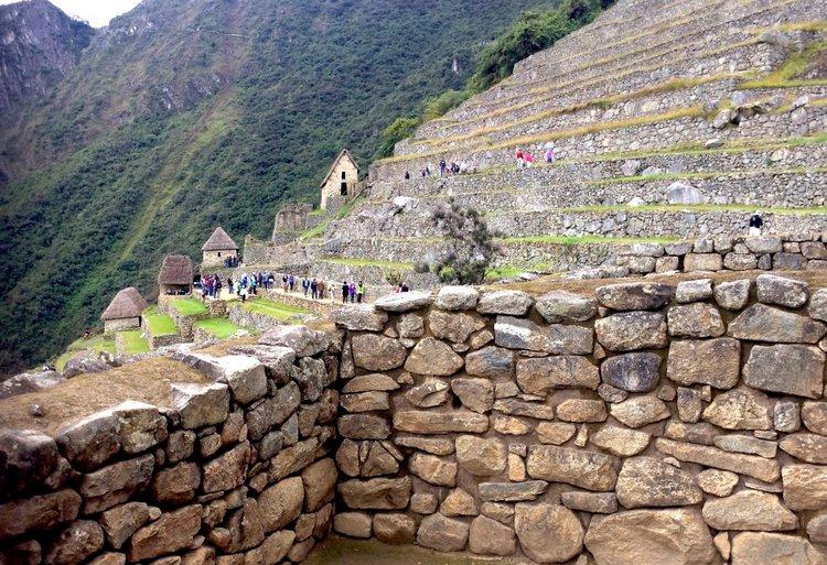 Exploring Peru's Machu Picchu with Family wall