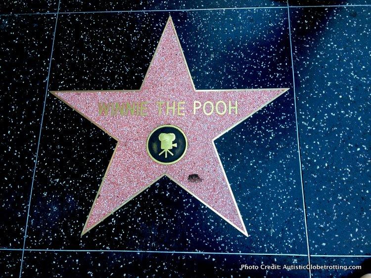 winnie the pooh star