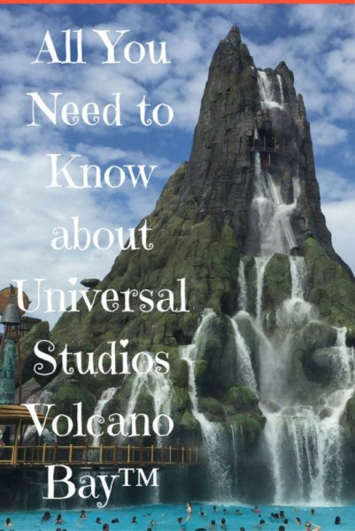 All You Need to Know about Universal Studios Volcano Bay™ pin