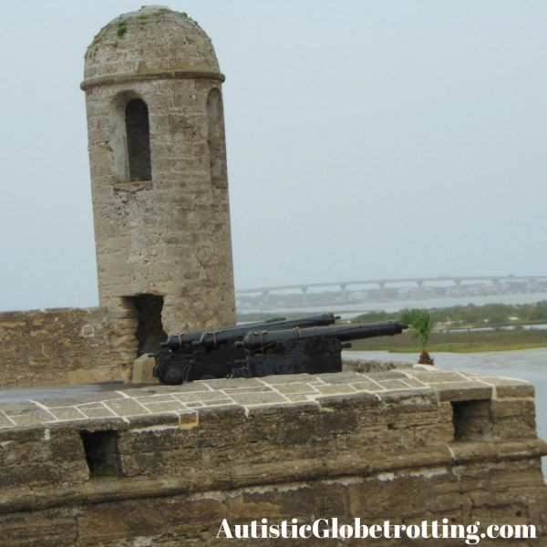 Florida St. Augustine Top Family Outdoor Attractions castillo
