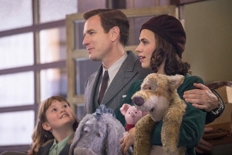 Disney's Christopher Robin the value of family and friendship family