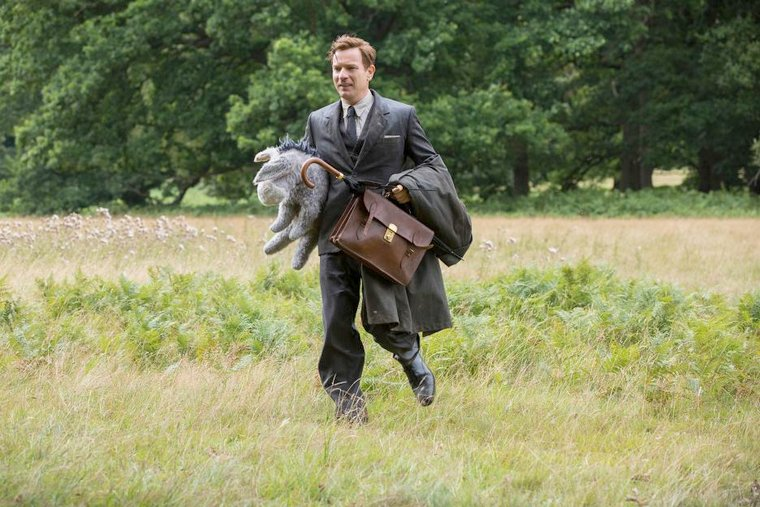 Disney's Christopher Robin the value of family and friendship woods