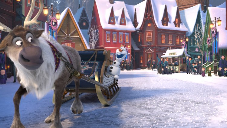 3 Magical Ways Olaf's Frozen Adventure will Melt your Hearts Sven and Olaf