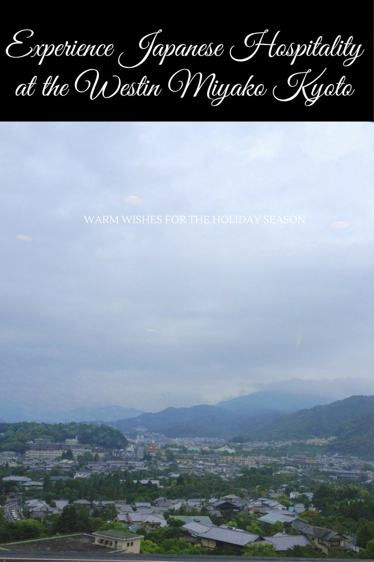 Experience Japanese Hospitality at the Westin Miyako Kyoto (1) pin
