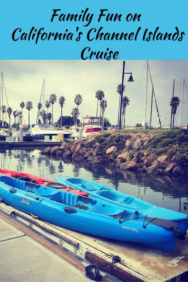 Family Fun on California's Channel Islands Cruise pin