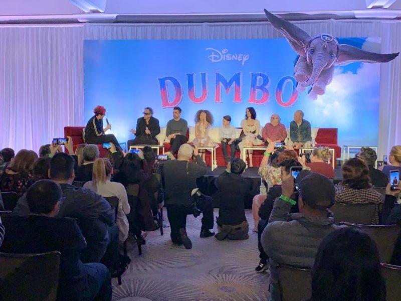 Top Takeaways from Disney's #DUMBO Press Junket all attendes