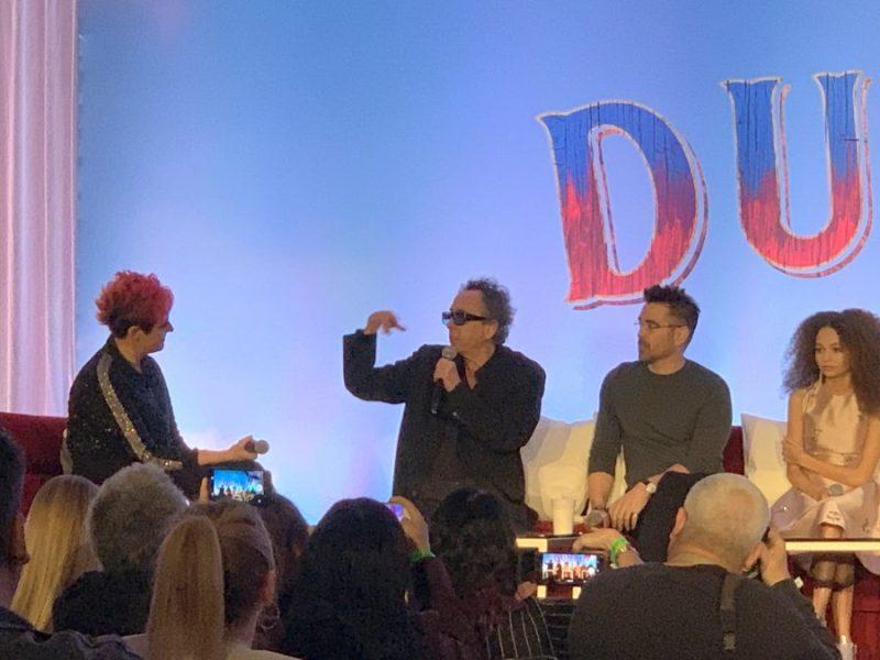 Top Takeaways from Disney's #DUMBO Press Junket director