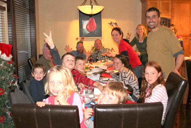 Q&A with Donna Ciccia Autism Parent & Homeopathic Nutritionist dinner