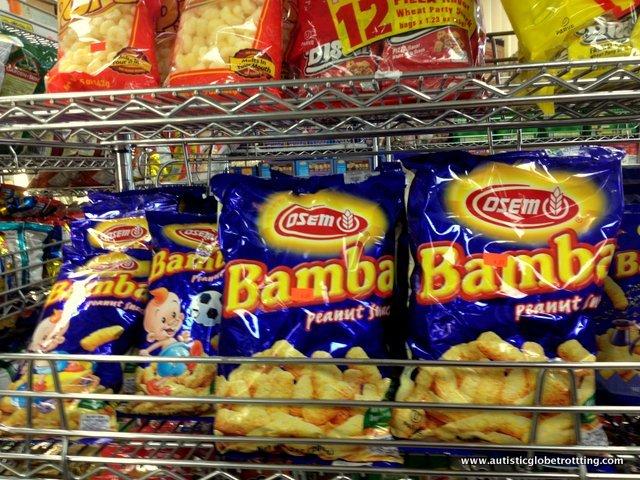 10 Must-try Israeli foods:Bamba Peanut Snack
