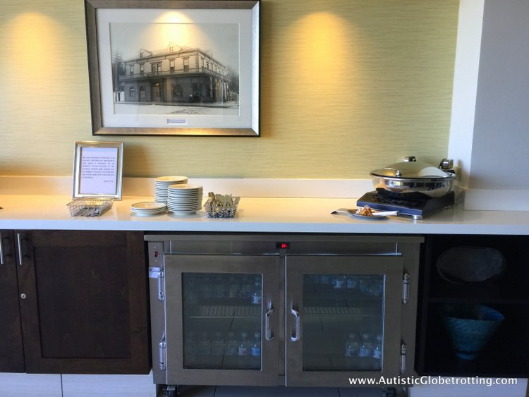 The Autism Friendly Sheraton Park at Anaheim Resort tble