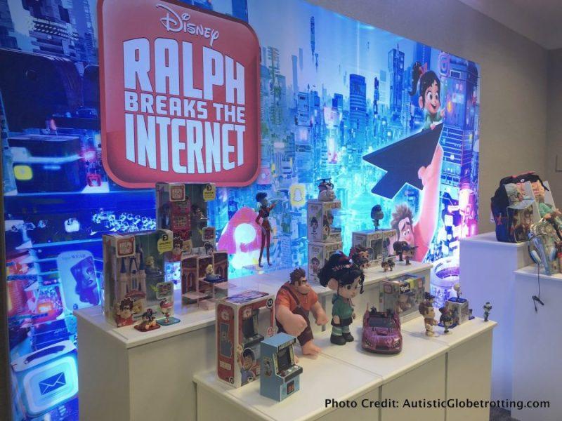 Ralph Breaks the Internet Press Junket: 8 Takeaway Highlights merchandise