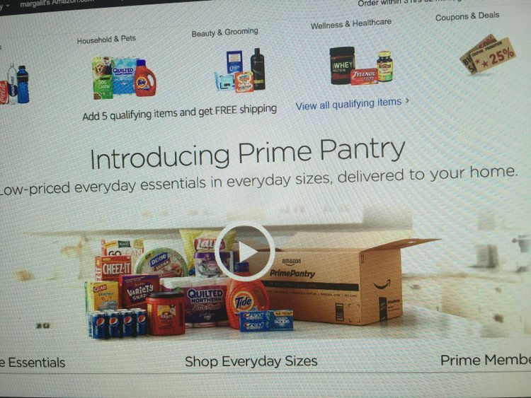 Ten Services to Make Vacationing Easier pantry