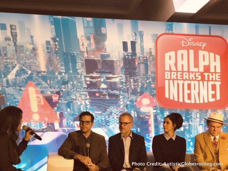 Ralph Breaks the Internet Press Junket: 8 Takeaway Highlights creators