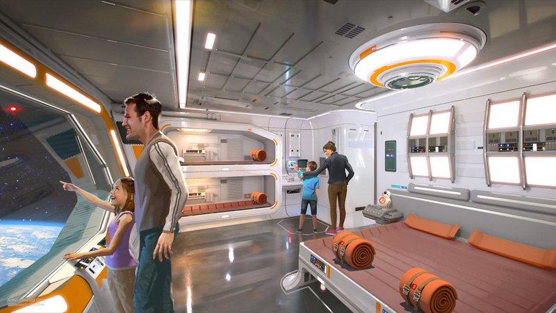 Disney D23 Expo Top Travel News space