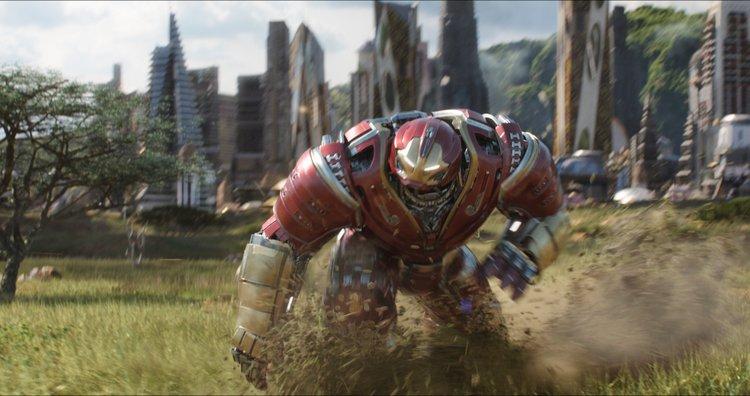 Avengers: 'Infinity War' Top Ten Parental Concerns Answered hulk in armor