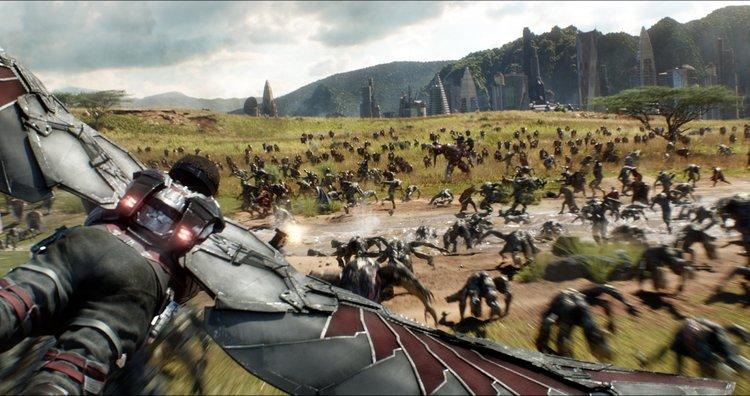 Avengers: 'Infinity War' Top Ten Parental Concerns Answered battle