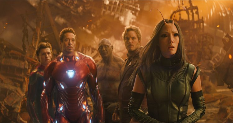 Avengers: 'Infinity War' Top Ten Parental Concerns Answered spiderman meeting with ironman