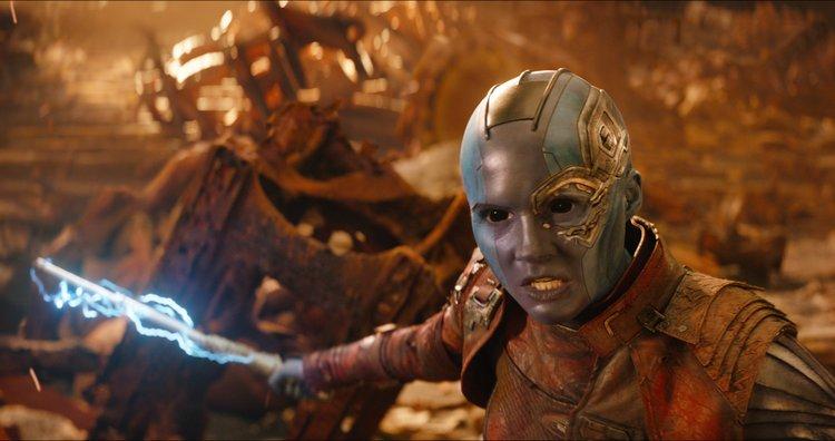 Avengers: 'Infinity War' Top Ten Parental Concerns Answered nebula returning