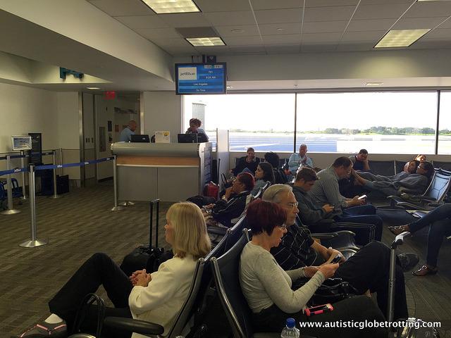 JetBlue Airline's Autism-Friendly Service Gate