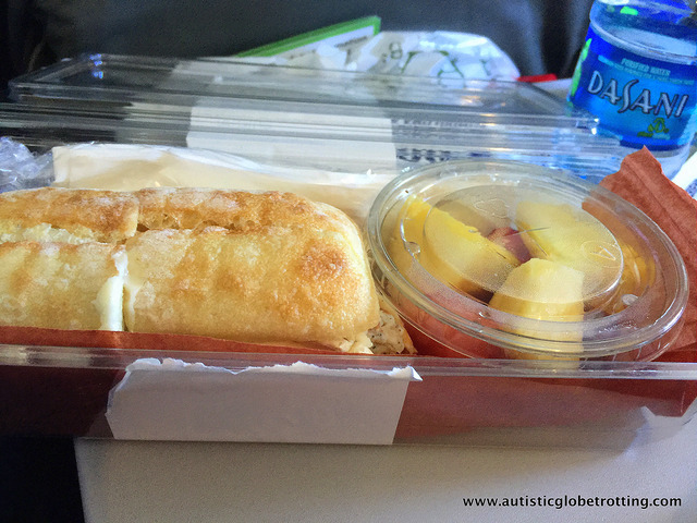 JetBlue Airline's Autism-Friendly Service Meal