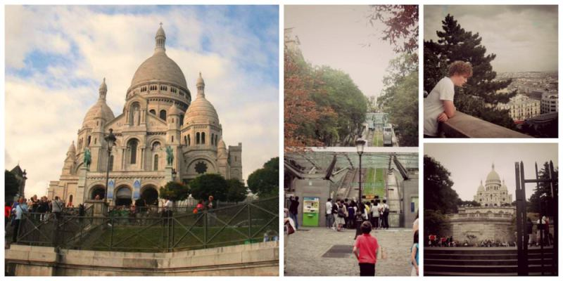 Taking Autistic Kids to Paris city