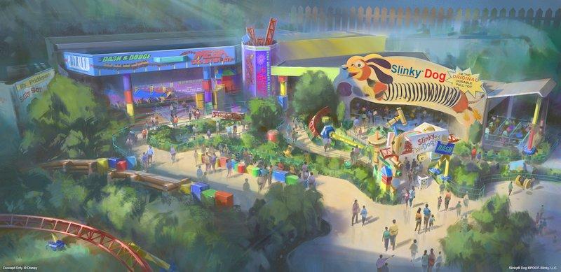 Disney D23 Expo Top Travel News toy