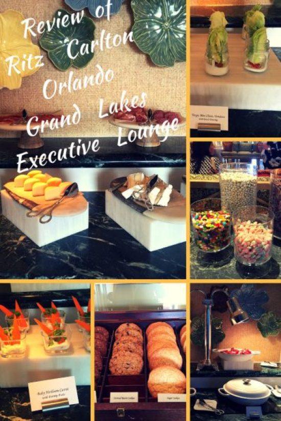THe Ritz Carlton Orlando Grand Lakes Executive LOunge2
