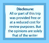 Hard Rock Hotel Universal Orlando:Tmom Travel Disclosure Blue